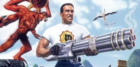 Serious Sam 3'ün ekran görüntüleri çok yakında