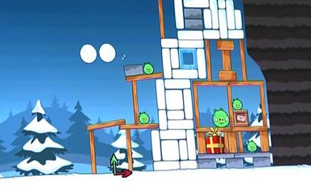 Angry Birds Christmas geliyor
