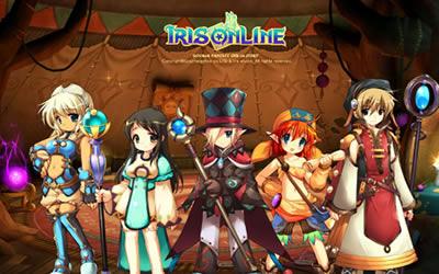 Iris Online'ın açık betası yayımlandı