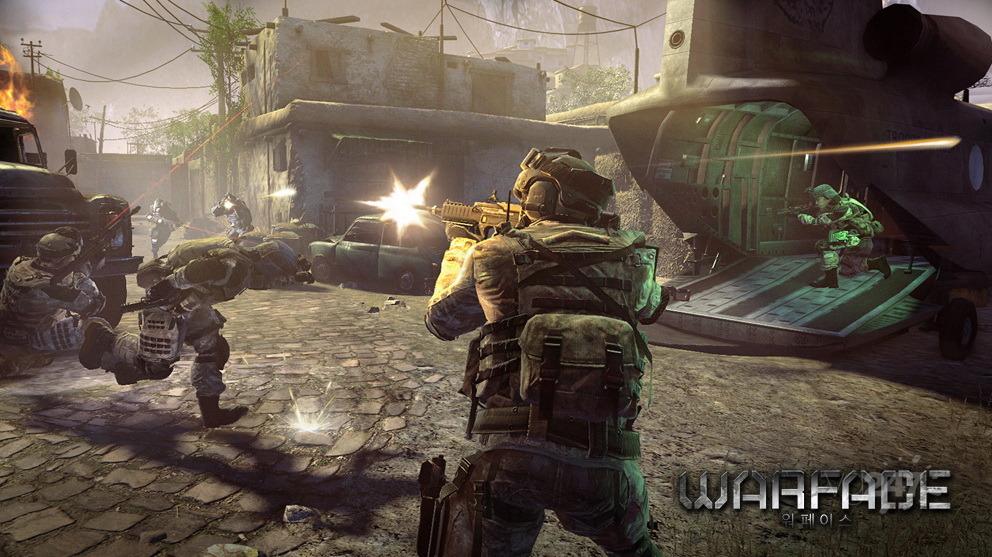 Crytek'in yeni oyunu: Warface!