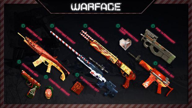 Warface için hediye kodları dağıtıyoruz