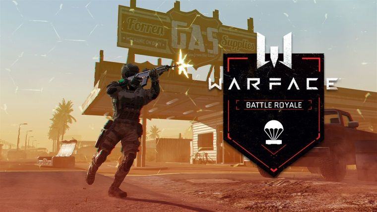 Warface'in Battle Royale modu yayınlandı!