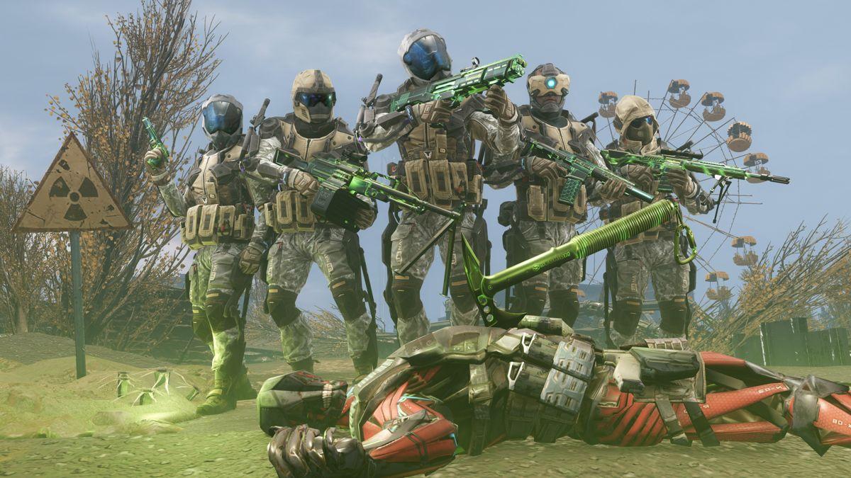Warface'in yeni operasyonu Çernobil oyuncularla buluştu