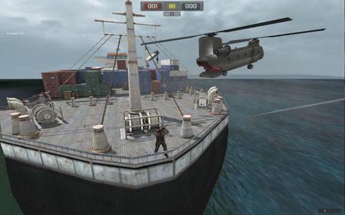 14   Point Blankın Yeni Haritası Yük Gemisi