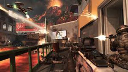 Call of Duty: Black Ops 2 - Uprising Harita paketi