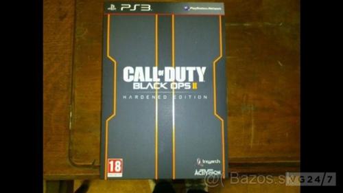 Black Ops 2'nin Hardened Edition resimleri sızdı (Görsel)
