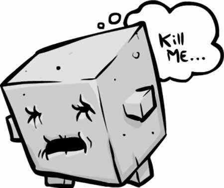 PETA: Super Tofu Boy'a merhaba deyin