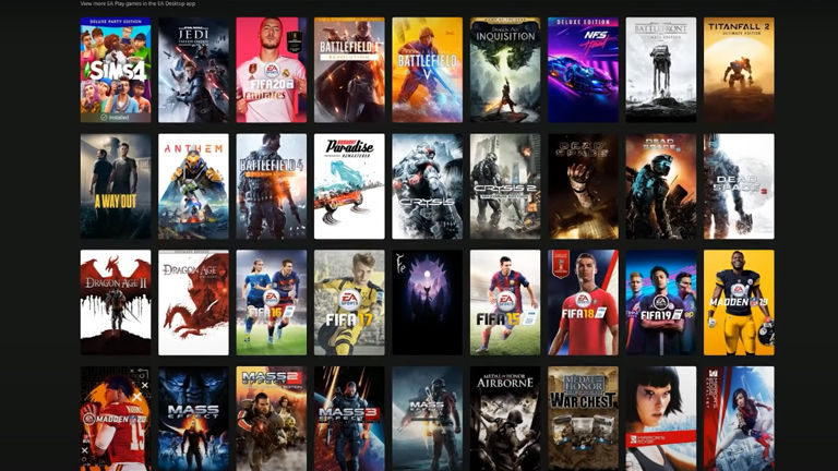 EA Play joins forces with Xbox Game Pass