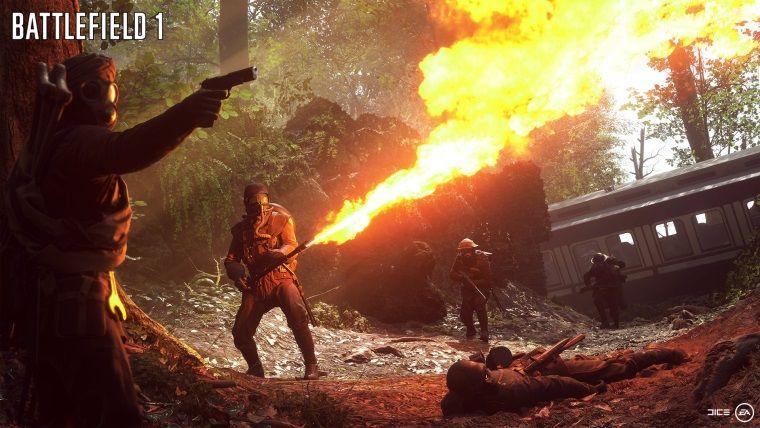 Kasım ayındaki bedava Xbox oyunlarında Battlefield 1 var!