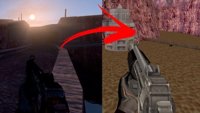 Half Life'da RTX teknolojisi olsa nasıl gözükürdü?
