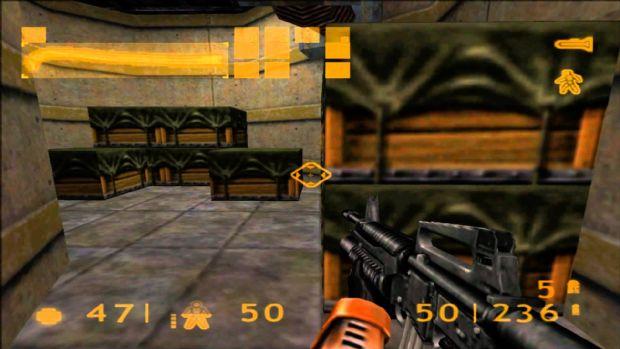 Half-Life'ın Playstation 2 portu, PC platformuna mod olarak geldi