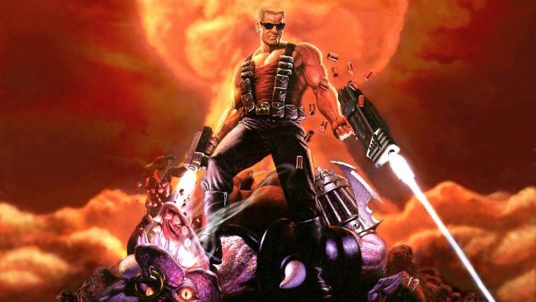 Maço erkek Duke Nukem şimdi Half Life evreninde uzaylı avlıyor