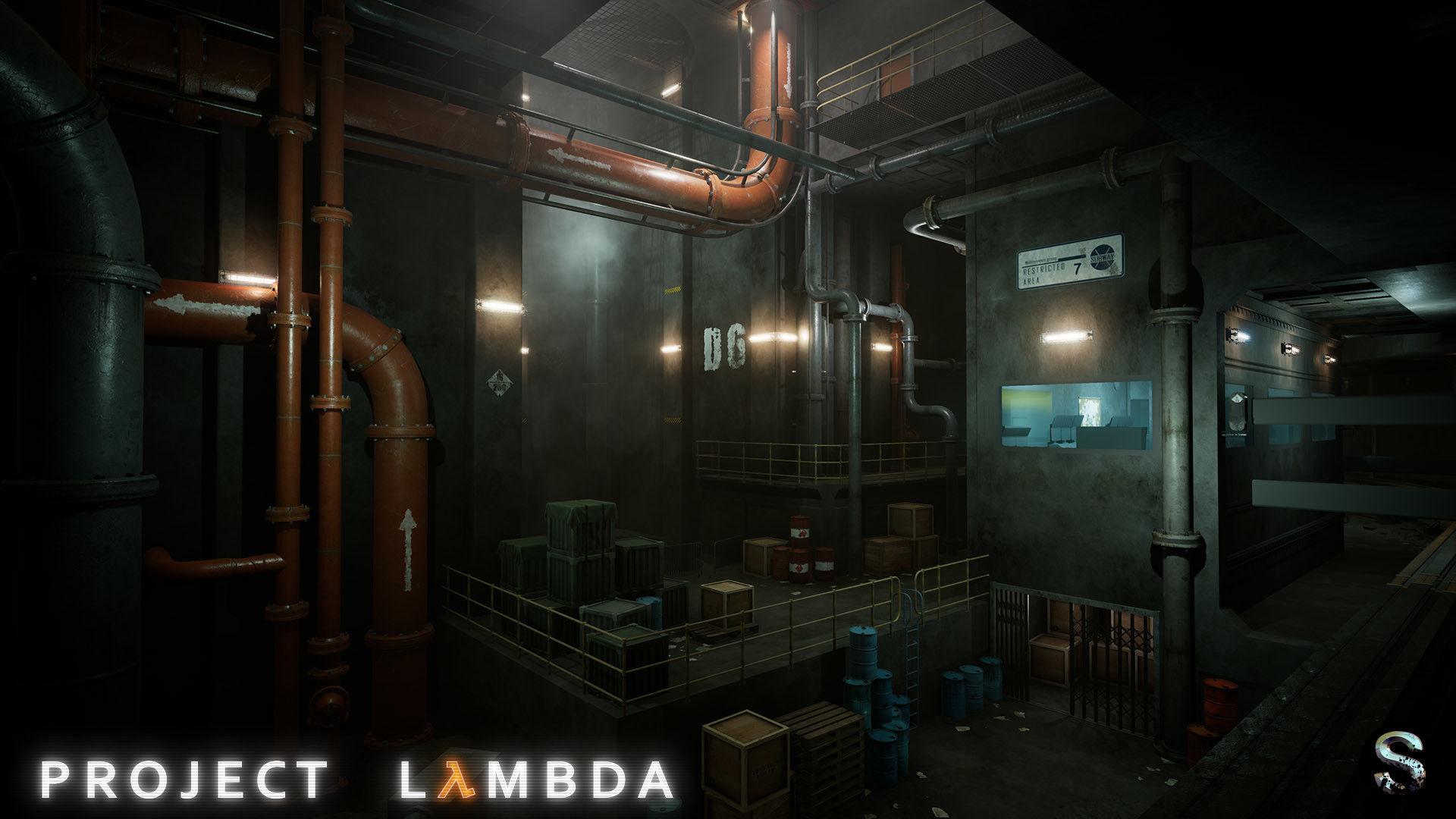 Half Life'ın Unreal Engine 4 motoru ile Remake'i geliyor