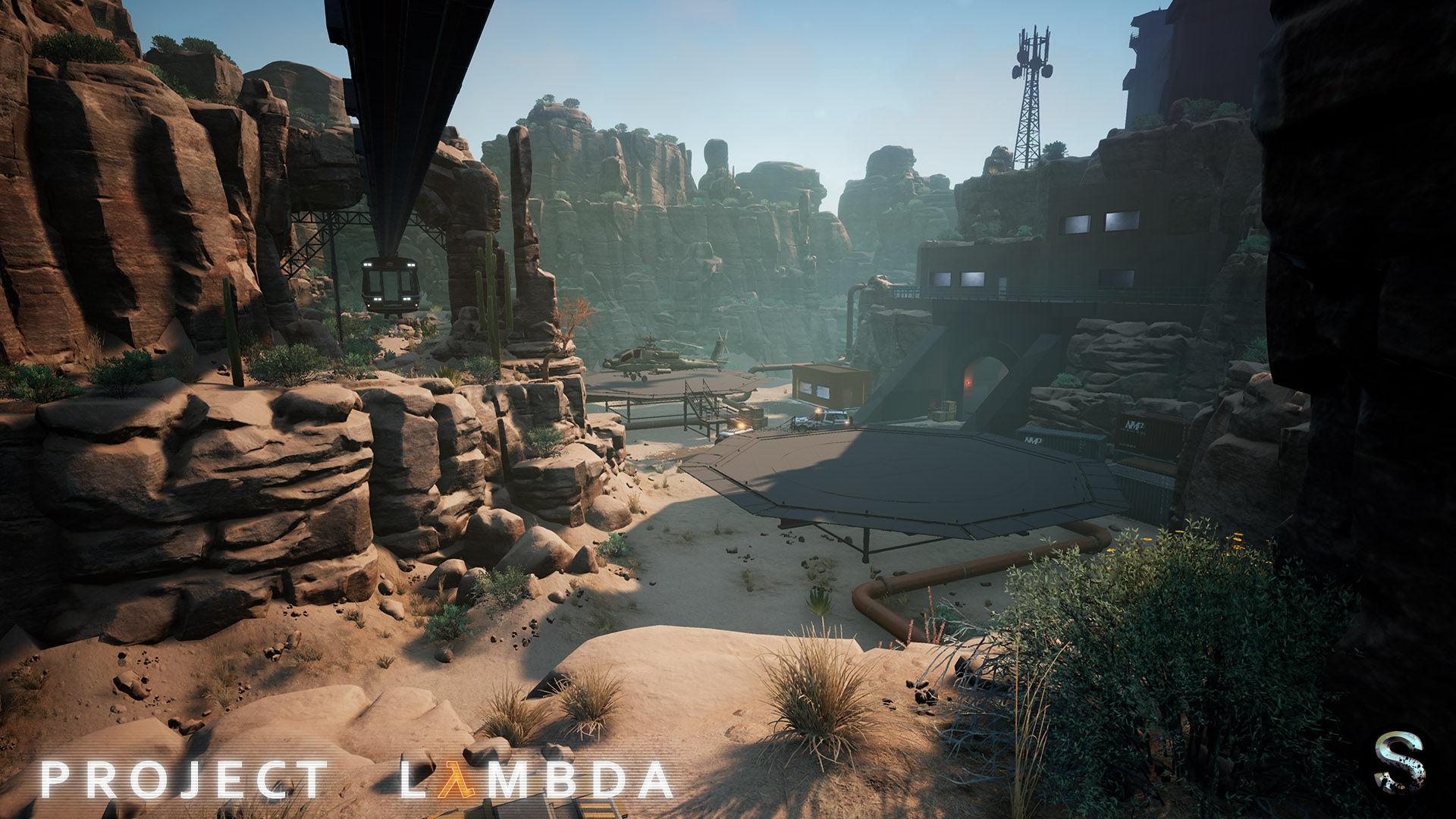 Half-Life Remake için yayınlanan görseller görülmeye değer