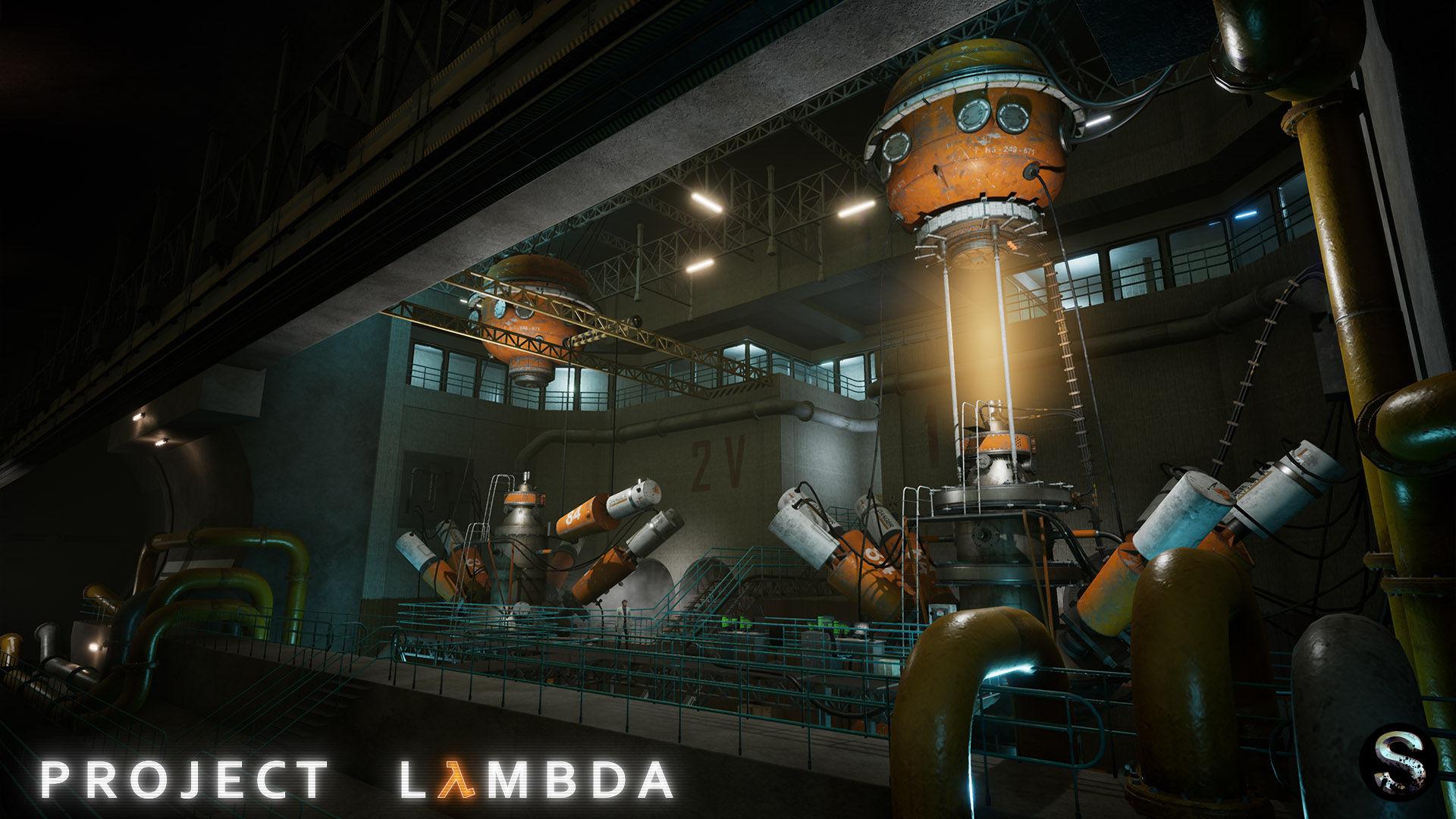 Half-Life'ın Remake projesi için ilgi çekici görseller paylaşıldı