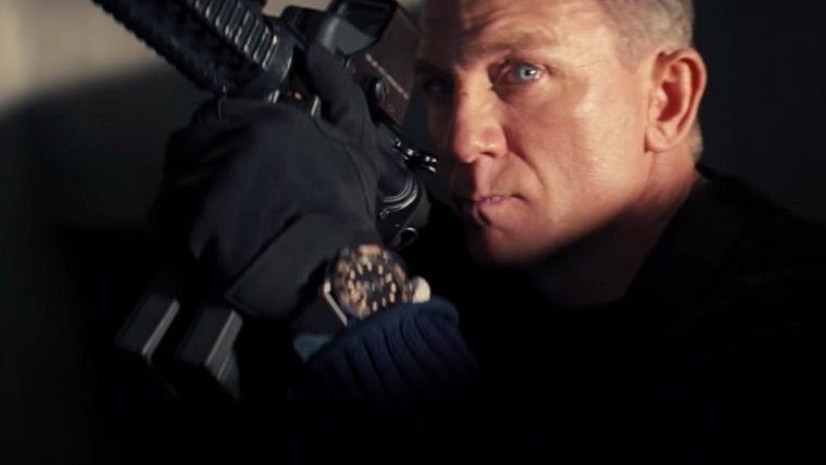 007: No Time to Die filminin yeni fragmanı yayınlandı
