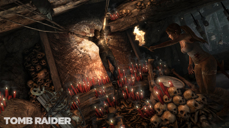Lara Croft'un mücadelesi bitmiyor