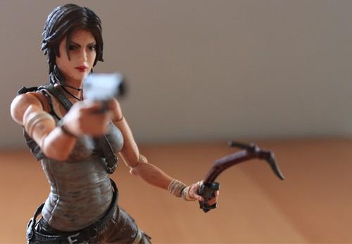 Square yeni Lara'yı ölümsüzleştirdi