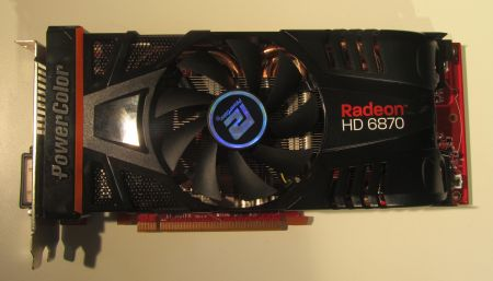 PowerColor Radeon HD6870 PCS+