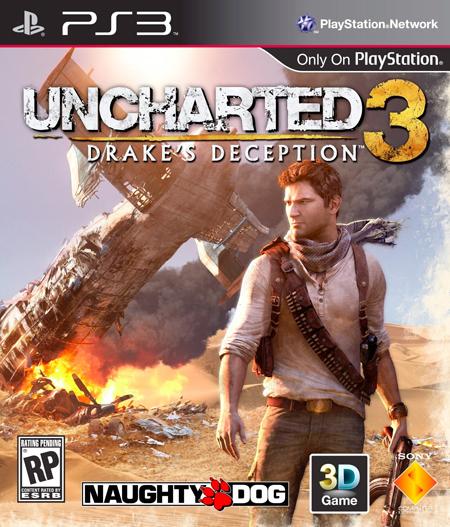 Uncharted 3 için yeni görseller