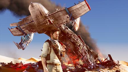 Uncharted 3 için yeni detaylar