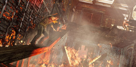 7 - Uncharted 3'e yeni detaylar ortaya ��kt�