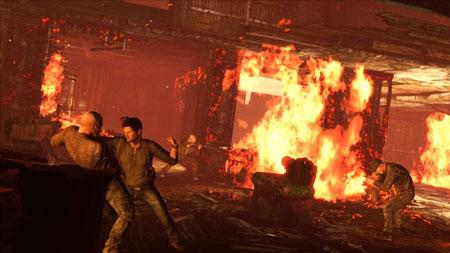 8 - Uncharted 3'e yeni detaylar ortaya ��kt�