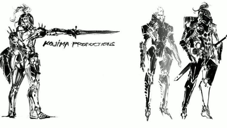 Kojima Productions'ın maskotu Ludens, 20 yıllık bir fikirmiş