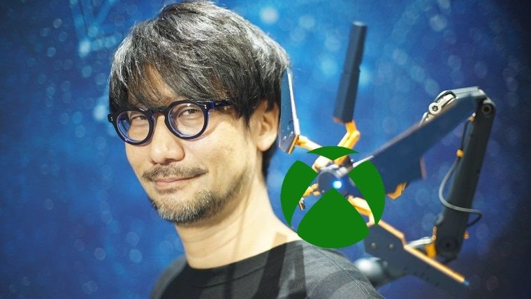 Hideo Kojima, Microsoft ile bulut tabanlı bir oyun mu geliştiriyor?