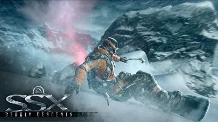 SSX Deadly Descents için yeni detaylar