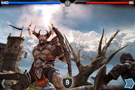Epic Games'ten Infinity Blade tutkunlarına müjde