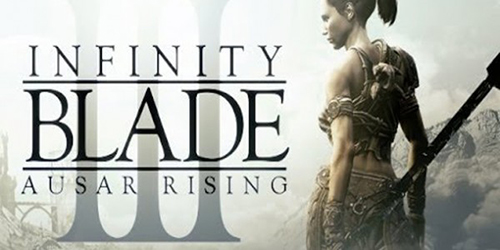 Infinity Blade tarihinin en büyük güncellemesi geliyor