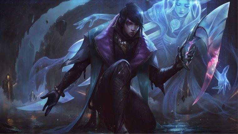 League of Legends'ın yeni şampiyonu Aphelios'un tanıtımı yayınlandı