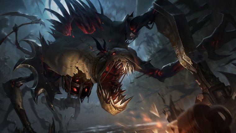 League of Legends'ın ilk şampiyonlarından Fiddlesticks yenileniyor