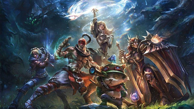 League of Legends 10.13 yama notları yayınlandı