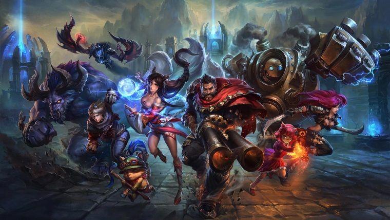 League of Legends 10.14 yama notları yayınlandı
