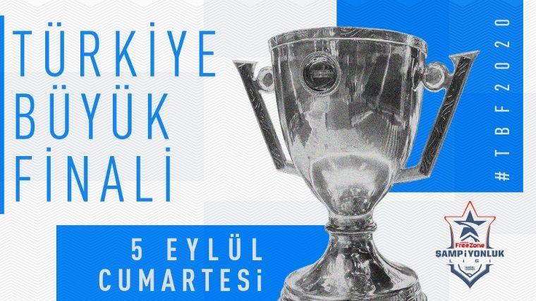 VFŞL Türkiye Büyük Finali 5 Eylül'de düzenlenecek