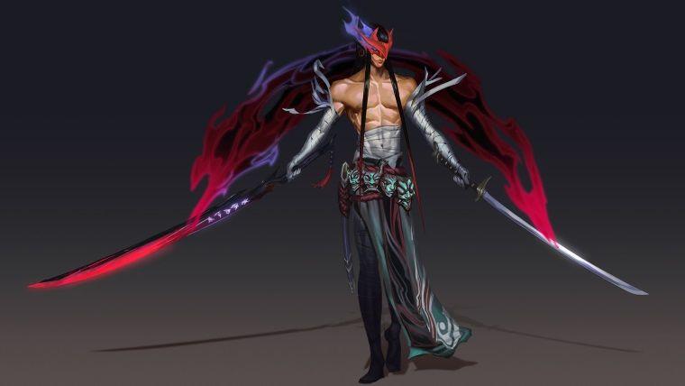 League of Legends'ın yeni şampiyonu Yone tanıtıldı