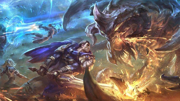 League of Legends 10.16 yama notları yayınlandı