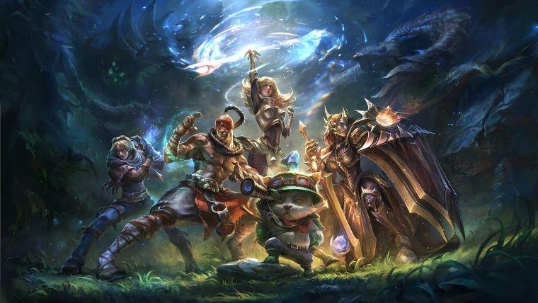 League of Legends 10.18 yama notları yayınlandı