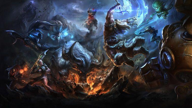 League of Legends 10.21 yama notları yayınlandı