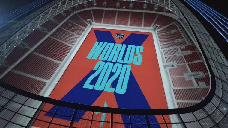 Riot, Dünya Şampiyonası için karma gerçeklik sahnesi kuruyor
