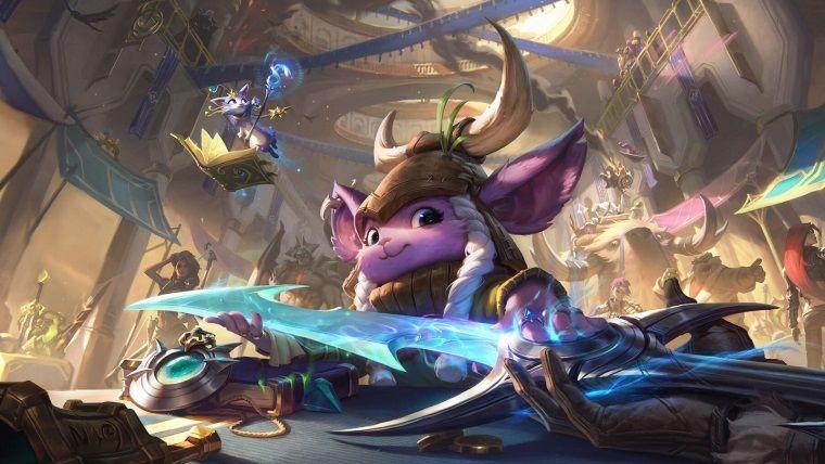 League of Legends 10.23 yama notları yayınlandı