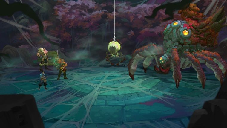 Ruined King: A League of Legends Story ertelendi