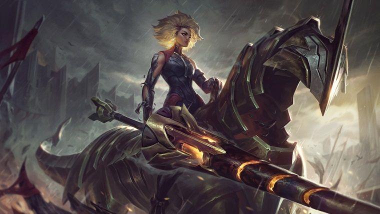 League of Legends'ın yeni şampiyonu Rell tanıtıldı