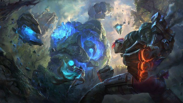 League of Legends 11.2 yama notları yayınlandı
