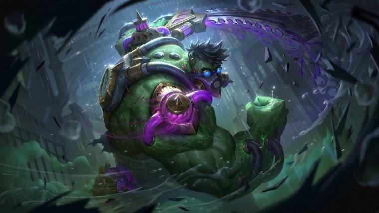 League of Legends Şampiyon Güncellemesi: Dr. Mundo