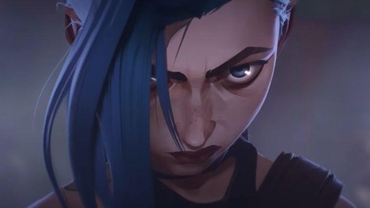 League of Legends dizisi Arcane'den yeni bir fragman geldi