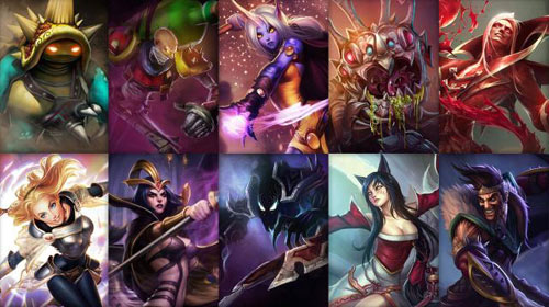 League of Legends haftalık şampiyon rotasyonu açıklandı