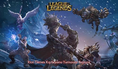 League of Legends'ta turnuva heyecanı